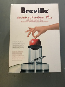 Breville Products For Sale Brand New