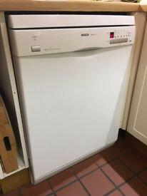 BOSCH dishwasher preowned - BOSCH Exxcel - white
