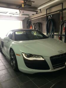 Audi R8 Convertibles For Sale By Owners And Dealers Kijiji Autos