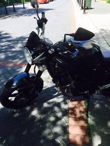 2010 Hyosung GT 250 - LAMS Approved Avalon Pittwater Area Preview