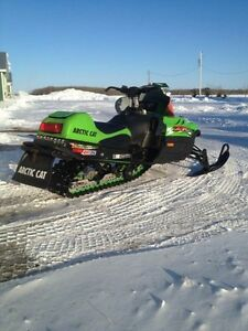 2001 Arctic Cat ZR800 carb.