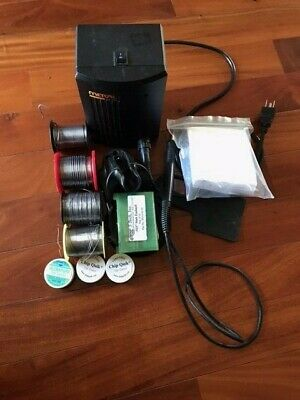 Metcal Sp200 Soldering System With Soldering Iron Holder Miscellaneous