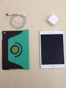 iPad mini 4ème génération 16GB avec cellulaire