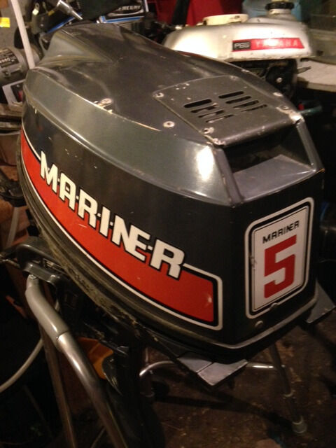 Yamaha mariner 5hp outboard engine in cuckfield west for 10 hp outboard jet motor
