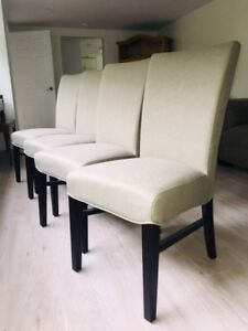 Designer Orient Express Dining Chairs - NEW