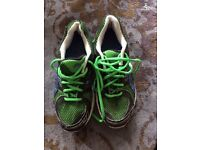 Collection of Boys and Girls trainers very lightly worn