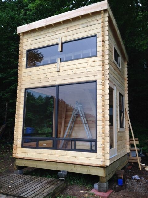 Custom Made Cottage Cabin Shed Bunkie Micro Home Tiny