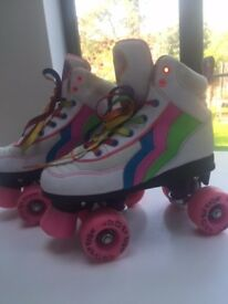 Rio Roller Skates size 2