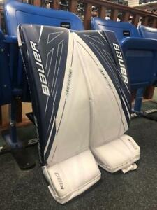 Bauer Supreme Goalie Pads S190 Intermediate Small