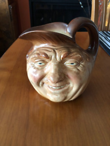 Royal Doulton Large Character Jug