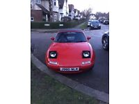 MX5 Turbo 214bhp (printout)