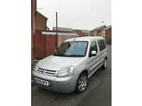 citroen berlingo mpv m-s forte 1.5 dci in silver 10 months mot drives great with no faults
