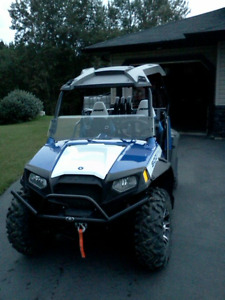 2012 Polaris RZR LE with power steering