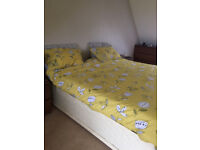 Sealy. Super King sized Sealy bed base. Excellent quality.