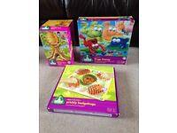 Bundle of ELC games - Frogs Frenzy, Honey Bee Tree, Prickly Hedgehogs