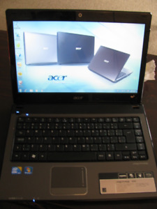 Acer Aspire 4741 Laptop in excellent condition, strong battery