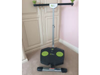 Twist and Shape Exercise Machine. Hardly Used & in Excellent Condition. Just Like New. £65.