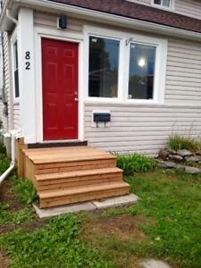 Newly Renovated 3bd/2ba Apartment for Rent in Arnprior