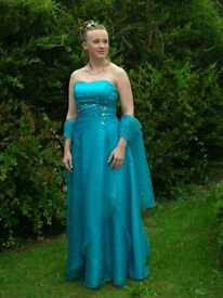 Stunning prom dress - size 10