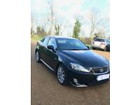 LEXUS IS 250 08 REG FOR SALE - VERY GOOD CONDITION