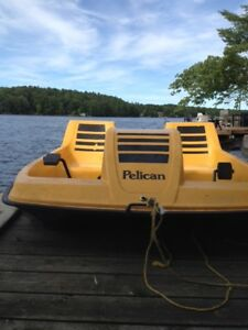 Pedal Boat/PaddleBoat in excellent shape, save $$$$