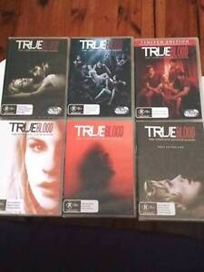 True Blood seasons 2-7 Pakenham Cardinia Area Preview