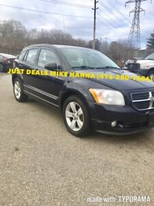 2011 Dodge Caliber SXT-E-Certified-Financing Available