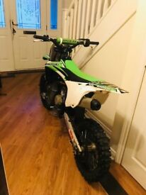 Kx 85 small wheel lots of upgrades and trick bits px welcome