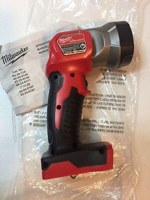 Milwaukee 2735-20 M18 Cordless LED Work Flashlight (Tool-Only)