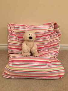 Beanbag for girls up to 14 years!