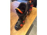 As new 2016 290mm Lange XT100 high-performance freeride boot (new +£260)