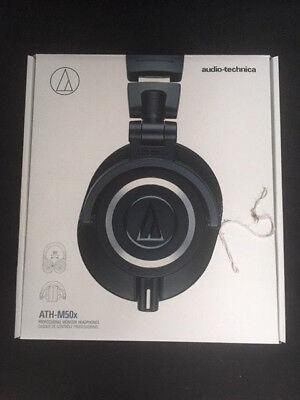 Audio-Technica ATH-M50x Headband Headphones