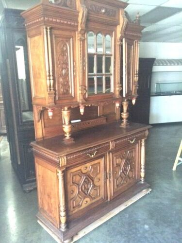 Cabinet/ Sideboard Antique French