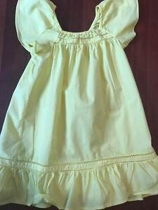Item505- Country Road Size 5 Canary Yellow Dress Burwood Burwood Area Preview