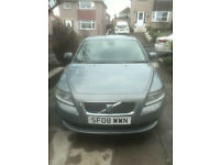 Volvo S40 Saloon low milleage good condition