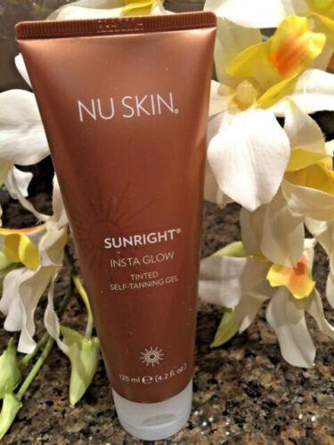 NU SKIN Nu skin Sunright Insta Glow 125ml 4.2 OZ FREESHIPPING