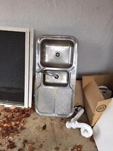 kitchen sink and mixer O'Connor North Canberra Preview