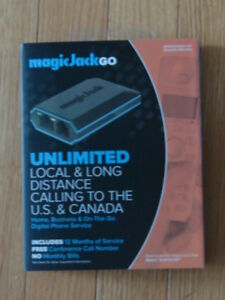 Magic Jack Go Complete brand new in the box
