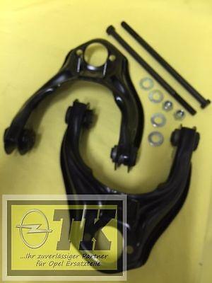 2x Oberlenker Opel Kadett C 1,0 1,2 1,6 Querlenker Vorderachse oben rechts links