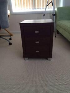 King bed and side tables Bulli Wollongong Area Preview