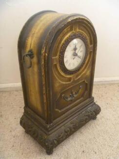Richard Ward Winchester Mantle Clock