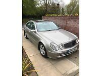 Mercedes-Benz, E CLASS, Saloon, 2004, Semi-Auto, 2148 (cc), 4 doors