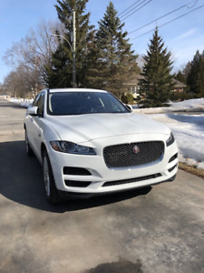 2017 Jaguar F-PACE PREMIUM 4WD, 340 HP, Mint condition