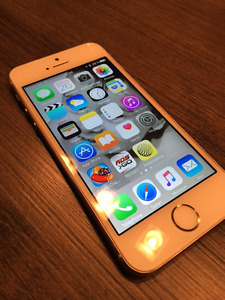 IPHONE 5S GOLD ( 16GB )  BELL