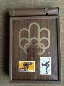 1976 STAMP BOX Summer Olympic Games - Montreal