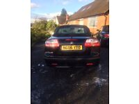 Saab 9-3 convertible 2006 in good condition. Everything works as it should,mileage 97000 mot to oct