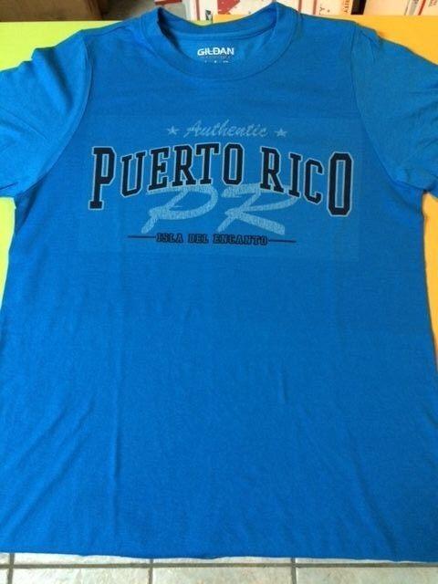 PUERTO RICO T SHIRTS (3 T SHIRTS)
