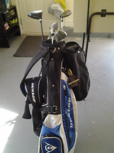 Clubs and Cart