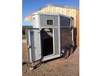 Ifor Williams 403 single horse trailer. Good condition.