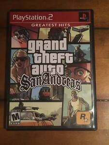 Grand Theft Auto: San Andreas | PlayStation 2